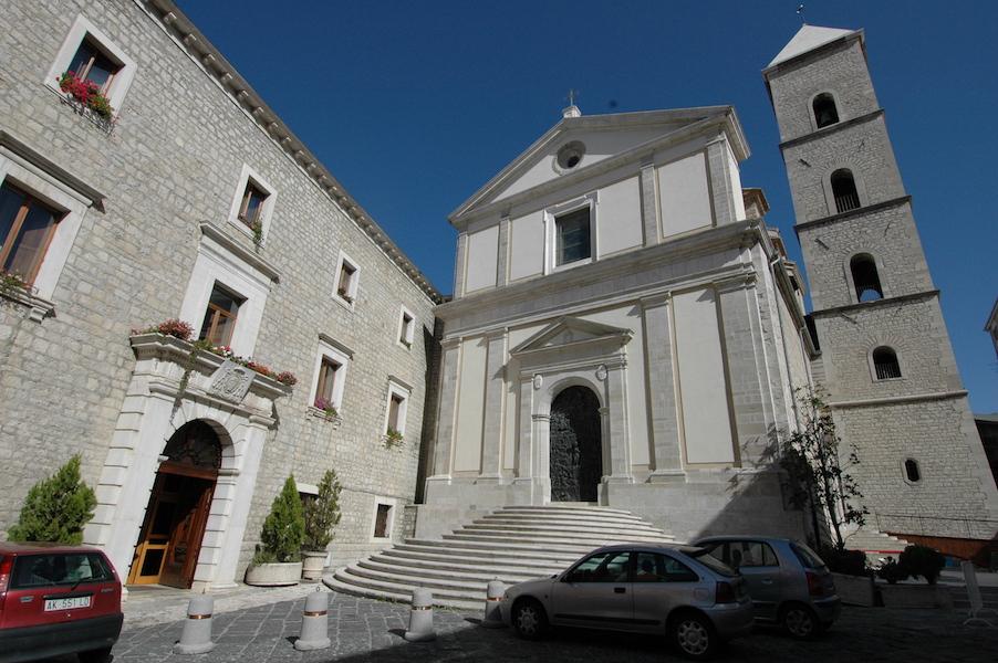 La Cattedrale di San Gerardo, nel centro storico di Potenza