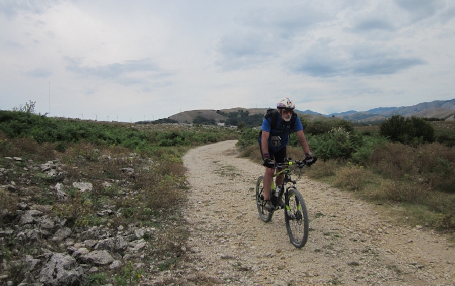 Basilicata by bike